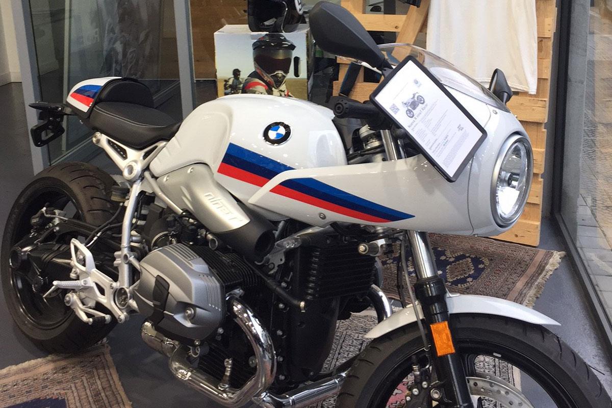 NordKapp BMW Motorrad